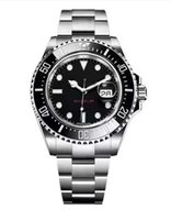 New RED SEA- DWELLER 43mm Mens Watch Automatic Movement Sweep...
