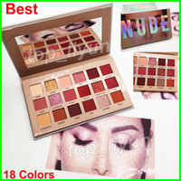 Makeup Eyeshadow palette Beauty New Nude eye shadow 18 Color...