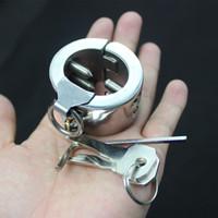 Пенис связывание петух кольцо мошонки кулон яичко кулон целомудрие устройство с зубами волка мошонки блокировки Транинг кольцо для мужчин B2-2-31