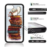 Harry Potter Hogwarts Owl Pattern Phone Case For iPhone X 8 ...