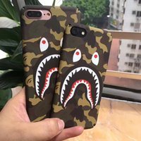 2018 Hot Top Quality Cool Fashion Shark Case 2018 For iPhone...