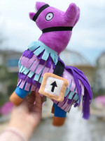 25cm Fortnite Troll Stash Llama Figure Doll Soft Stuffed Ani...
