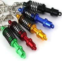 Coilover Keychain Creative Hot Auto Part Model Shock Absorbe...