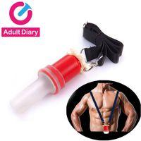 Maschio Sex Toy Pro dispositivo Extender pompa del pene allargamento, pene aumento del pene Esercizio barella per gli uomini