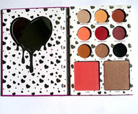 new makeup high quality Birthday Collection Palette 9 Color ...