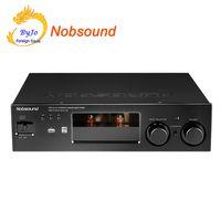 Amplificatore stereo Hi-Fi Nobsound PM5 Amplificatore wireless Bluetooth NFC Supporto USB CD DVD 80W + 80W Alimentazione