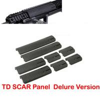 Tactical Airsoft RIS Picatinny / Weaver Rail Cover TD панель рубцов Veruxe Accessories Ex339