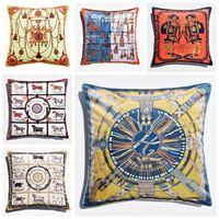 europeo cuscino federa di lusso velluto cuscino 45 centimetri decorativo cojines decorativos per divano chaise almofada