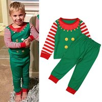Christmas 2018 new Children Outfit Boy Suit Girls Outfits lo...
