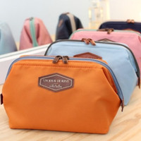 Fashion simple Portable Travel Cosmetic Bag Makeup Case Pouc...