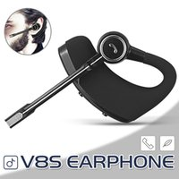V8S Wireless Bluetooth Earphone Legend Stereo Earpieces CSR ...