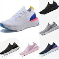 2018 New Mesh Knit and Tech Bubble Outdoor Running Sneakers ...