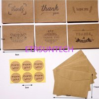 Wholesale blank greeting cards envelopes wholesale buy cheap blank 8 photos wholesale blank greeting cards envelopes wholesale blank thank you paper cards note envelopes kraft paper m4hsunfo