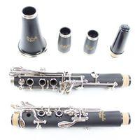 17 nyckel droppe bb Tune klarinett Högkvalitativa spelar musikinstrument helt ny klarinett med fall för studenter