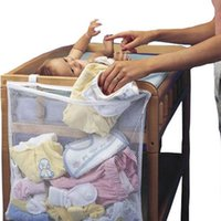 Baby Dirty Clothes Multipurpose Bag Baby Bedding Bedside Pou...