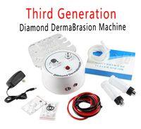 Multifunktions Dermabrasionsmaschine 3 in 1 mit Sprühvakuum für Kopffleckentfernung Microdermabrasion Gesichtsmaschine Diamanthaut Peeling CE