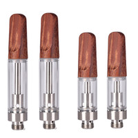 Wood Tip TH205 TH210 vaporizer pen cartridges 510 Vape cartr...