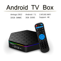 Amlogic S912 Android TV Box T95Z Plus Octa Core 3GB 32GB 2. 4...