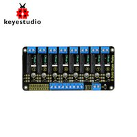 Keyestudio 5V 2A 8- Channel Solid State Relay Module High Le...