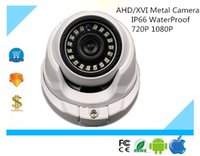 Luckertech AHD XVI Metal Dome Camera IP66 WaterProof 720P 10...