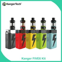 Electronic cigarette Original Kanger FIVE6 Full Kit with 8ml...
