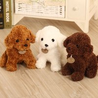 Children Kids Cute Stuffed Animals Teddy Dog Puppy Dolls Plu...