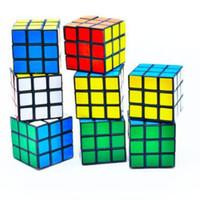 퍼즐 큐브 3cm 미니 매직 큐브 게임 학습 교육 게임 큐브 감압 완구 어린이 지능 장난감 CCA9946-A의 240pcs