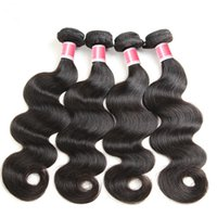 8A Brazilian hair body wave Natural Color Hair With 4x4 Lace...