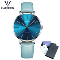 2018 New CADISEN Leisure Quartz Thin Women Watch Luxury bran...