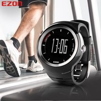 EZON Pedometer Smart Bluetooth Men Sport Watches Waterproof ...