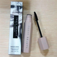 Новая красота Fenty от Rihanna Mascara Magic Thick Slim Waterproof LASH Mascara Black 10ML DHL shipping + Gift