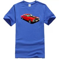 New Black Ford GT Falcon Illustrated T Shirt Size S - 5XL + 7X...