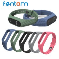 Fentorn Replace Strap for Mi Band 2 Version MiBand 2 Silicon...