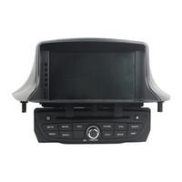 GPS, 스티어링 휠 제어, 블루투스, 라디오가 장착 된 르네상스 메가 네 옥타 코어 7 인치 Andriod 8.0 용 차량용 DVD 플레이어