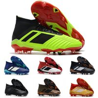 Top Quality Original Predator 18. 1 Mens FG Football Boots Fo...