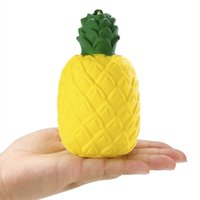 Pineapple Squishies Jumbo Very Slow Rising Kawaii Silly Scen...