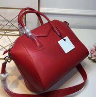 Klassische Frauen echtes Leder-Taschen Handtaschen Trapez Tasche Kette Taschengeldbeutel Schulterbeutel weibliche Diamant-Gitter-Handtasche