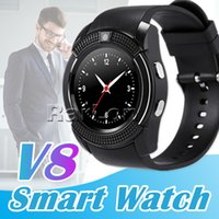 Best V8 Smart Watch Bluetooth SmartWatch With 0. 3M Camera SI...