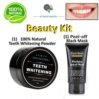 FDA Safe Natural Organic Activated Charcoal Natural Teeth Wh...
