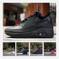 huge selection of 313dc b56b6 90 zapatos de hombre para correr zapatos de diseñador ultra 2 marca de  cuero de moda