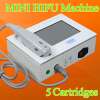 Portable HIFU Machine for face steamer wrinkle removal syste...