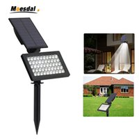 LED Solar Powered Garden Lights 50 LEDs Outdoor IP44 Waterpr...