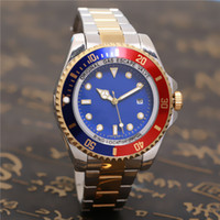 relogio 43mm Luxury Brand Red SEA- DWELLER DEEP Ceramic Bezel...