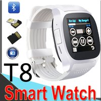 T8 Smart Watches Bluetooth Smart Bracelet Support Pedometer ...