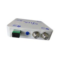 Free Shipping CATV Optical Node Mini FTTH Receiver CATV Fibe...