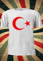 00c8843f33 Vêtements, accessoires T-shirts Drapeau Turc Turquie Istanbul ottoman  T-shirt Gilet Débardeur Hommes Femmes Unisexe 1429