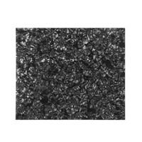 لوحة غيتار صوتي من البلاستيك / السليلويد Pickguard مع مادة لاصقة 20x17 سم