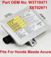 1 SZTUK 12 V 35W D2S OEM HID Xenon Reflektor Ballasta Jednostka sterująca Komputerowa z zapalnikiem Numer części samochodowej W3T10471 X6T02971 dla Honda Mazda Acura