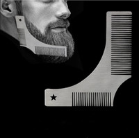 High Quality Beard Shaping Styling Template Beard Comb 2 In ...