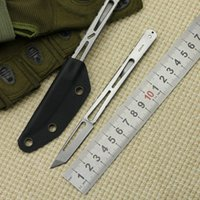 MG Tactical II fixed blade knife CPM S35VN hunting straight ...